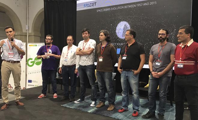 SpaceT evita que los satélites colisionen con la basura espacial