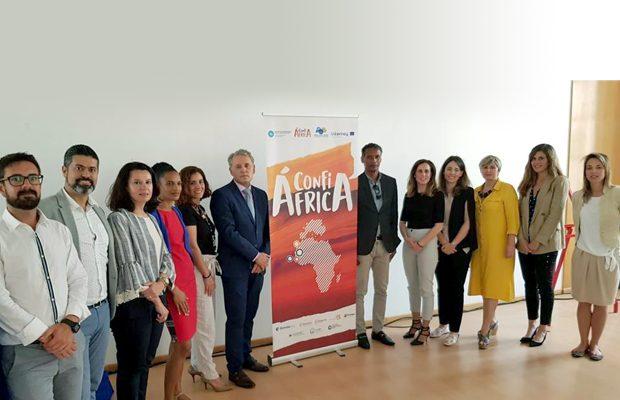 proyecto Confiáfrica