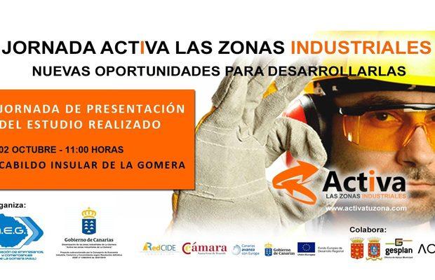 Activa las zonas industriales