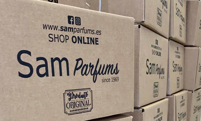 Sam Parfums