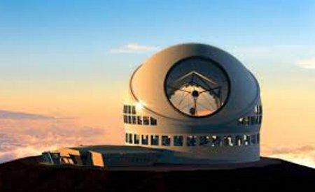 Telescopio treinta Metros