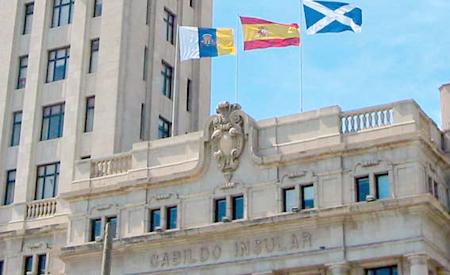 Subvención cabildo de Tenerife