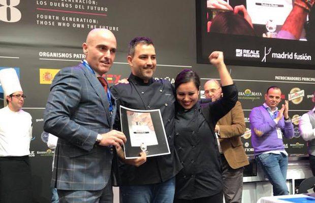 Concurso de Pastelería Madrid Fusión